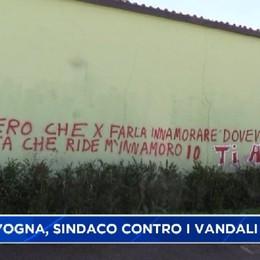 Villa d'Ogna, sindaco contro i vandali