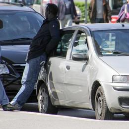 Blitz, multati i tassisti abusivi Ma soltanto per sosta vietata