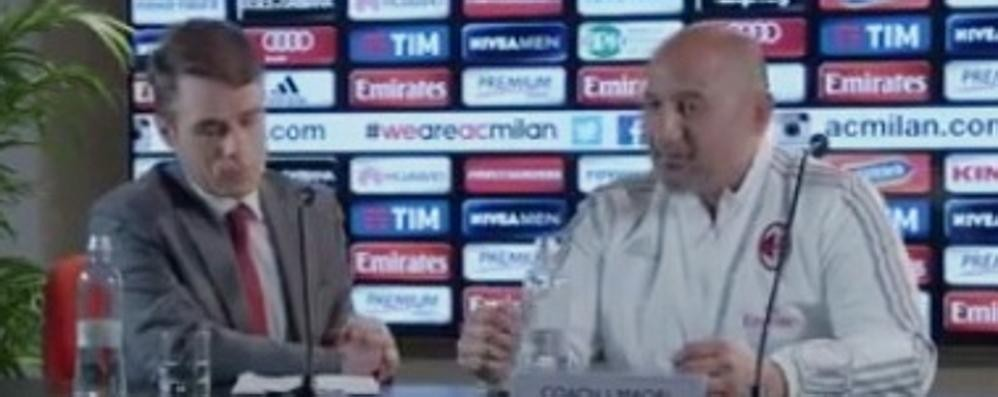 Coach Maori per il Milan? Ci cascano tutti Era l'allenatore del rugby Dalmine – Video