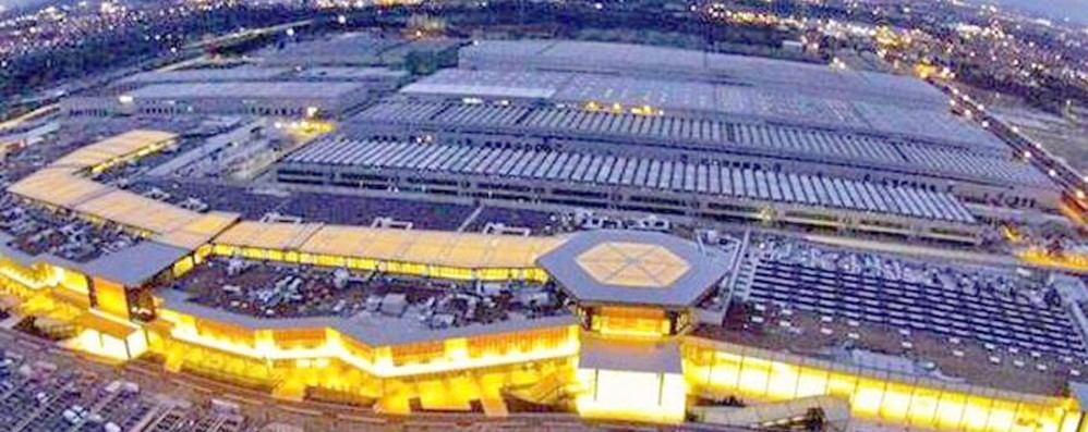 Assalto al nuovo centro commerciale Ad Arese anche il Lego store di Percassi