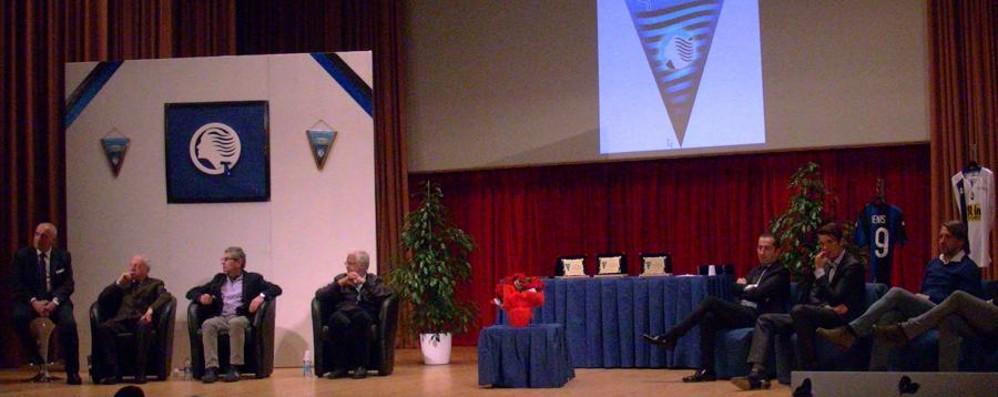 Club Amici dell'Atalanta di Mapello Festa per i 50 anni con de Roon - Video