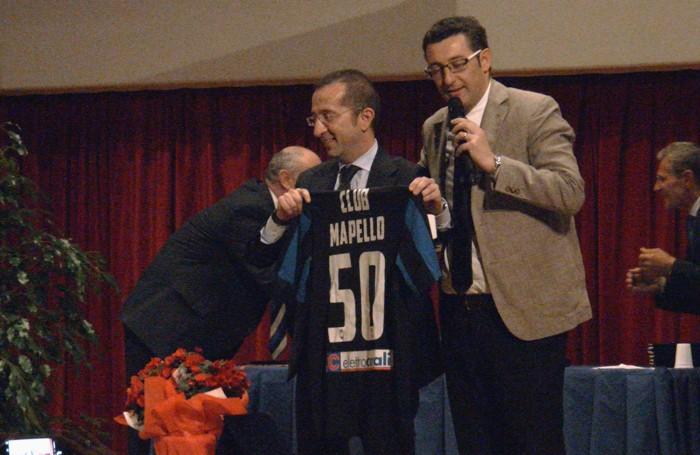 La festa dei 50 anni per il Club Amici di Mapello