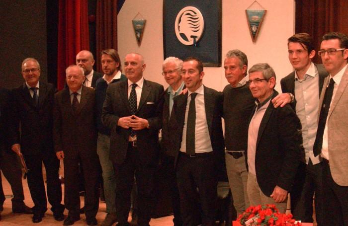 La festa per i 50 anni del Club Amici di Mapello