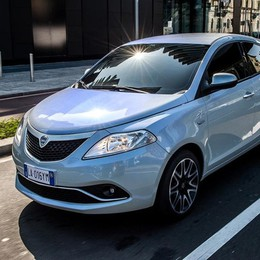Lancia Ypsilon Mya Uno stile unico