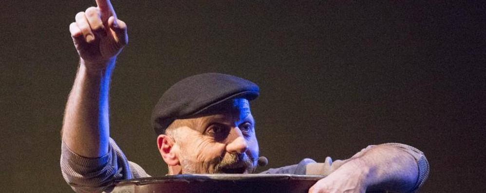 La prosa chiude con un sold out Al Donizetti l'Amleto di Paolini