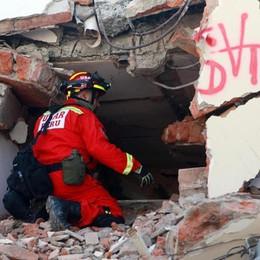 Un bergamasco in Ecuador: aiutateci Sottoscrizione Caritas per il terremoto