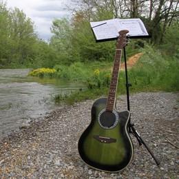 Pedalate e playlist lungo il fiume Serio Arriva l'itinerario ciclo-musicale - Mappa