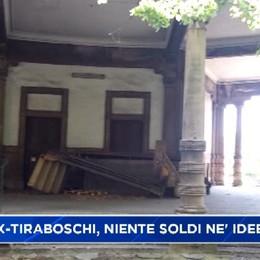 Bergamo. Area ex-Tiraboschi abbandonata, nessuna idea e niente soldi