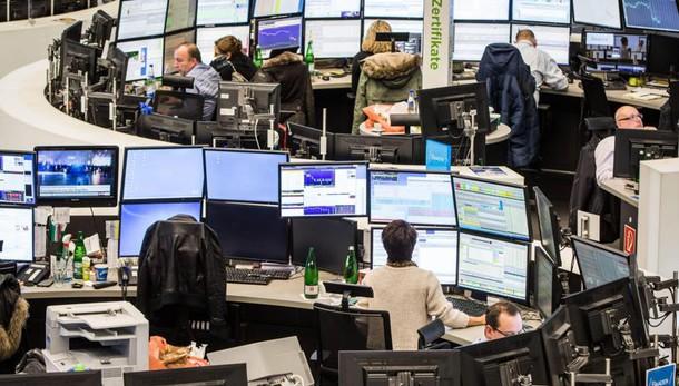 Borsa: Francoforte +0,85% in chiusura