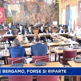 Grande Bergamo, forse si riparte