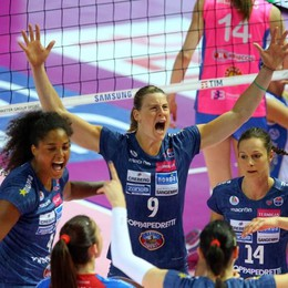 Semifinale, il primo round va a Piacenza La Foppa venerdì chiamata al riscatto
