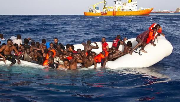 Unhcr conferma naufragio in Mediterraneo