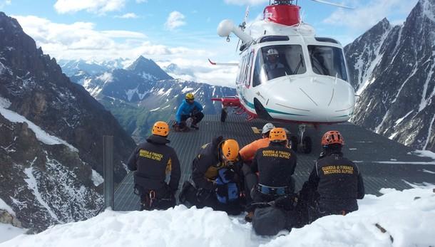 Valanga su Ruitor, morti 2 scialpinisti