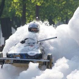 Sulle Mura torna la corsa più pazza Domenica  è Soap Box Rally - Foto/video