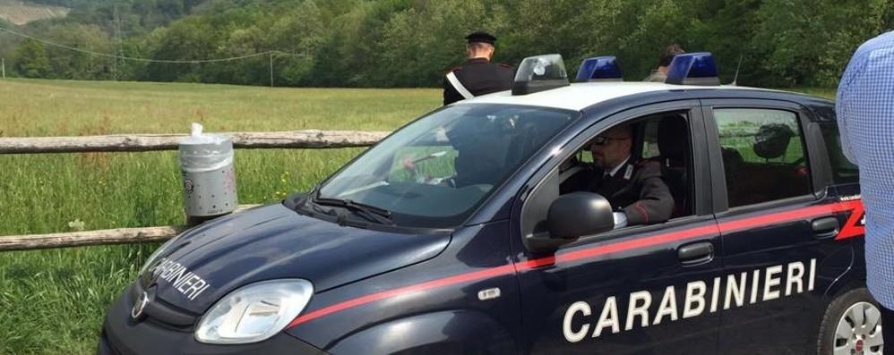 Albano, cadavere trovato nel bosco Ucciso a colpi di pistola - Video