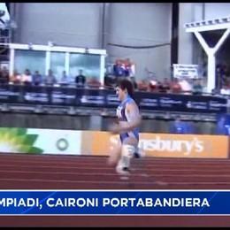 Gioia bergamasca, Caironi portabandiera alle Paralimpiadi
