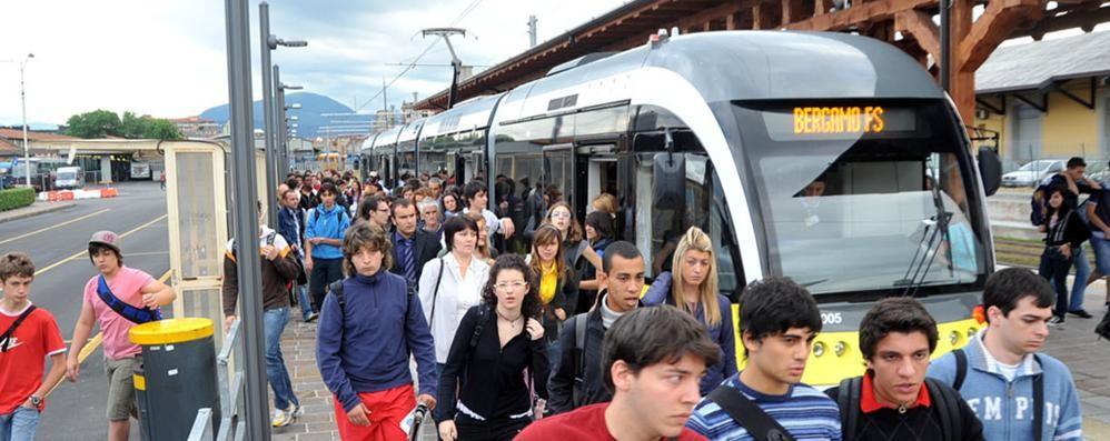 Il tram delle Valli compie 7 anni  22 milioni di passeggeri trasportati