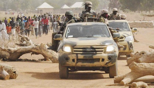Nigeria:esercito ha bruciato 350 persone