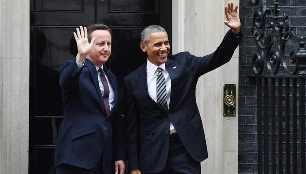 Obama, no a Brexit, 'Gb cresca nell'Ue'