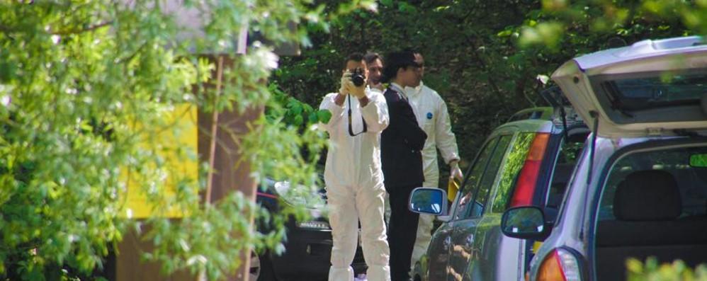 Omicidio di Albano, vittima incaprettata È opera di killer professionisti - Video