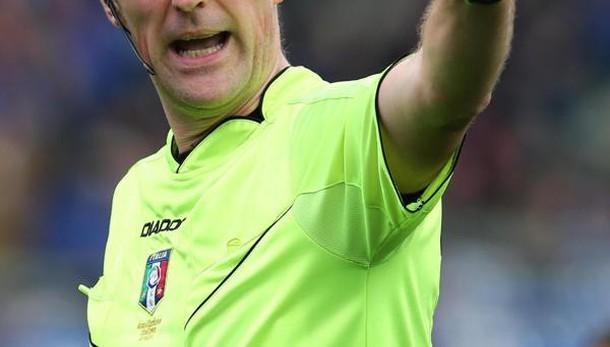 Serie A: Orsato arbitra Roma-Napoli