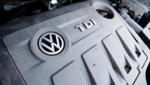 Volkswagen: 1,58 mld rosso 2015