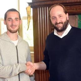 Matteo Rossi incontra il suo «salvatore» «Spero che possa trovare un lavoro»