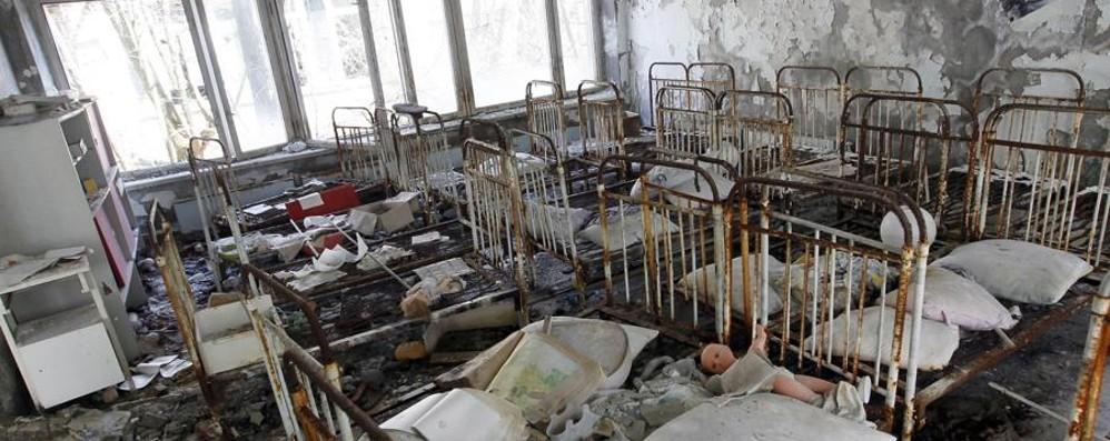 Il disastro di Chernobyl 30 anni fa A Bergamo fu stop a verdure e latte