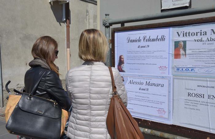 Martedì i funerali di Daniele e Alessio Per Alessandro l ...