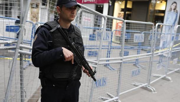 Esplosione Bursa causata da una kamikaze