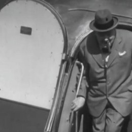Quella volta che Churchill atterrò ad Orio (No, Ryanair non c'entra...)    - Video
