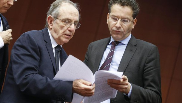 Ue: a Roma incontro Dijsselbloem-Padoan