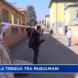 Via Cenisio: tiene la tregua tra i musulmani