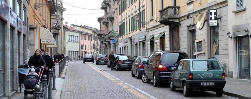 Partono i lavori in borgo Santa Caterina Ecco le modifiche alla viabilità