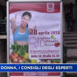 Salute della donna, i consigli per mangiare meglio