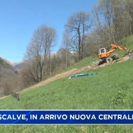 Val di Scalve, seconda centralina ad Azzone