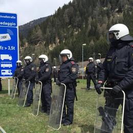 Al Brennero in gioco i valori dell'Europa