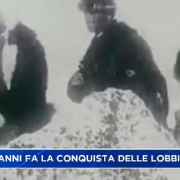 Alpini, la «Guerra bianca» in Adamello  Cento anni fa la conquista delle Lobbie