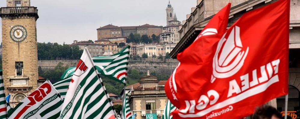 Italcementi, il comunicato della Cisl «Adesione dello sciopero del 95%»