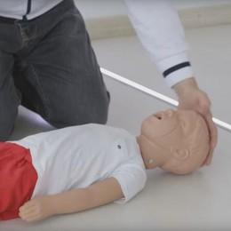 Bambini e rischio soffocamento Un video spiega come intervenire