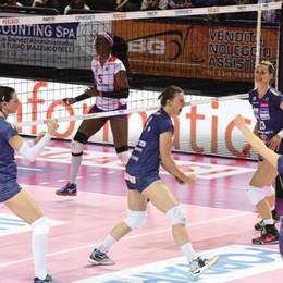 La Foppa batte Bolzano ed è settima Ai playoff se la vedrà con Casalmaggiore