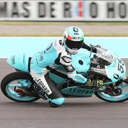 Mondiale Moto3 : Andrea Locatelli sfiora il podio nel Gp d'Argentina: 4°