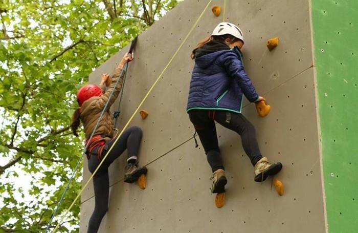 Piccoli scalatori crescono