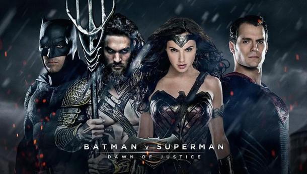 Incassi, Batman V Superman ancora primo