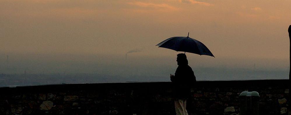 Niente illusioni, il caldo si fa attendere Giovedì torna il maltempo al Nord