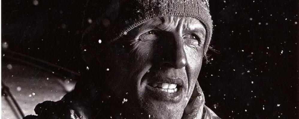 Simone Moro alza di nuovo l'asticella «Voglio salire l'Everest senza ossigeno»