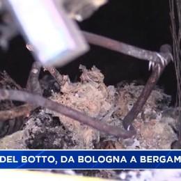Banda del botto, da Bologna per mettere a segno colpi anche nella bergamasca