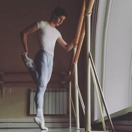 Davide, 16 anni, a San Pietroburgo inseguendo i grandi della danza - Video