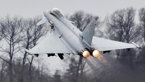 Finmeccanica, maxicontratto Eurofighter