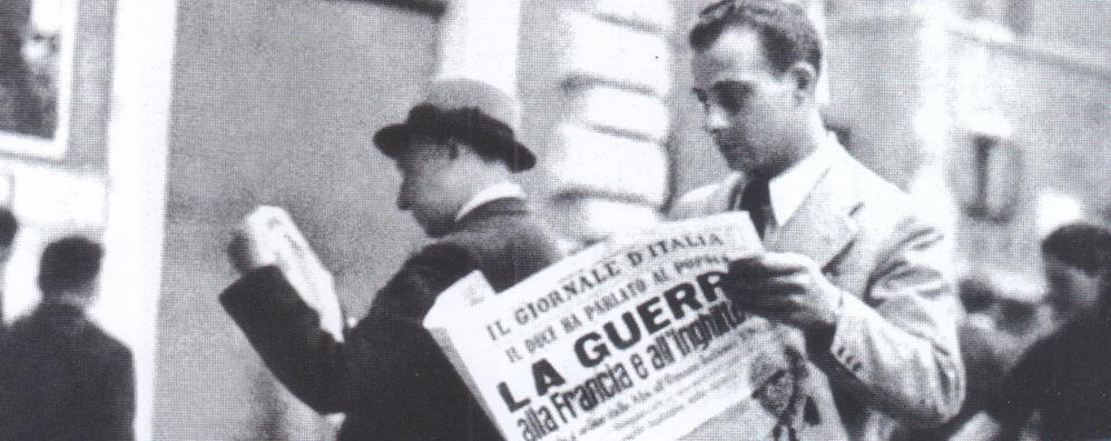 Gli anni della dittatura e la guerra Storia e ricordi in tre lezioni